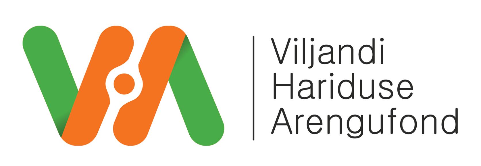 Viljandi hariduse arengufond logo